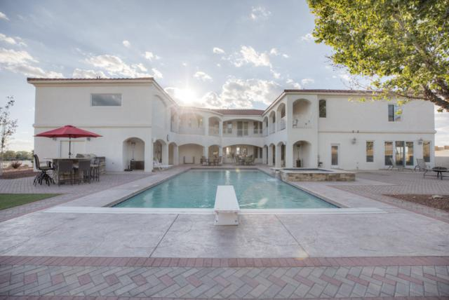 9707 Ranchitos Avenue NE, Albuquerque, NM 87122 (MLS #932656) :: The Bigelow Team / Realty One of New Mexico