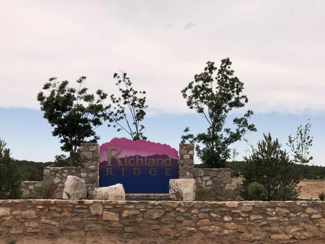13 Valley Ridge Court, Tijeras, NM 87059 (MLS #932673) :: Your Casa Team