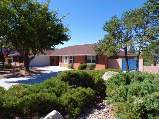 4813 Glenwood Hills Drive NE, Albuquerque, NM 87111 (MLS #932685) :: The Bigelow Team / Realty One of New Mexico