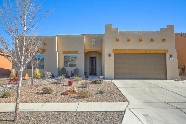 2128 Cebolla Creek Way NW, Albuquerque, NM 87120 (MLS #932706) :: The Bigelow Team / Realty One of New Mexico