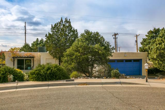 4325 Landau Street NE, Albuquerque, NM 87111 (MLS #932712) :: The Bigelow Team / Realty One of New Mexico