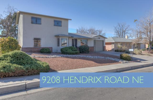 9208 Hendrix Road NE, Albuquerque, NM 87111 (MLS #932731) :: Your Casa Team