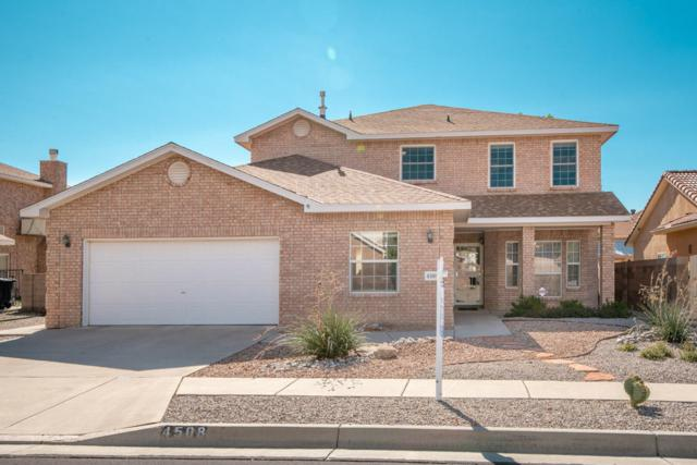 4508 Martinsburg Road NW, Albuquerque, NM 87120 (MLS #932746) :: Your Casa Team