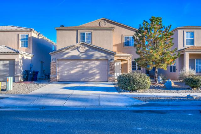 8348 Bluffs Edge Place NW, Albuquerque, NM 87120 (MLS #932750) :: Your Casa Team