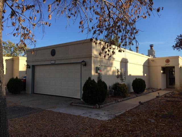 1632 Plum Road NE, Rio Rancho, NM 87144 (MLS #932756) :: The Bigelow Team / Realty One of New Mexico