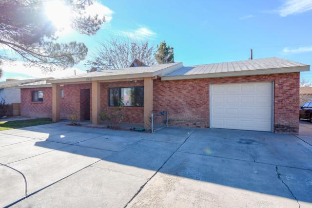 2601 Hurley Drive NW, Albuquerque, NM 87120 (MLS #932763) :: Your Casa Team