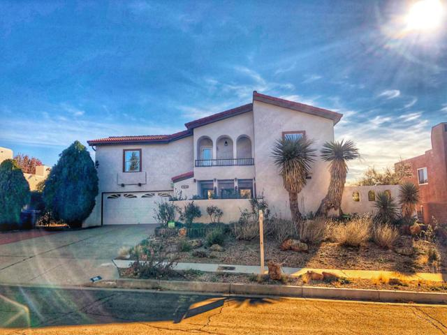 13100 Bluecorn Maiden Trail NE, Albuquerque, NM 87112 (MLS #932787) :: The Bigelow Team / Realty One of New Mexico