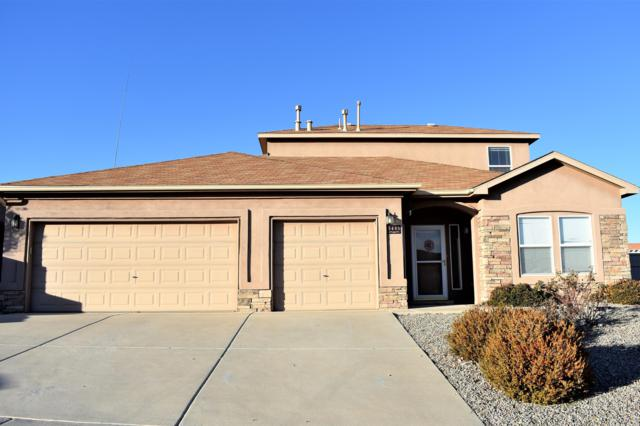 5485 Roosevelt Loop NE, Rio Rancho, NM 87144 (MLS #932801) :: Campbell & Campbell Real Estate Services