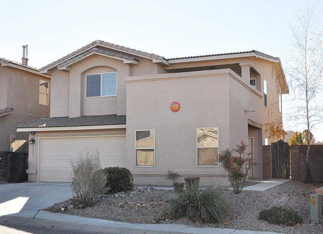 7232 Dancing Eagle Avenue, Albuquerque, NM 87113 (MLS #932805) :: The Bigelow Team / Realty One of New Mexico