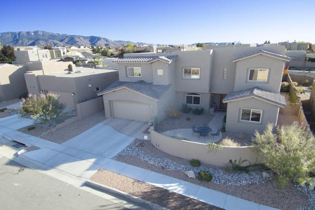 8420 Eagle Rock Avenue NE, Albuquerque, NM 87122 (MLS #932825) :: The Bigelow Team / Realty One of New Mexico