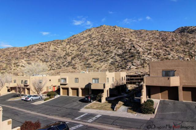 2900 Vista Del Rey 16-D, Albuquerque, NM 87112 (MLS #932829) :: The Bigelow Team / Realty One of New Mexico