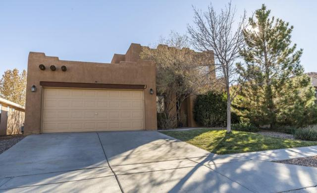 7412 Cedar Waxwing Place NW, Albuquerque, NM 87114 (MLS #932842) :: The Bigelow Team / Realty One of New Mexico