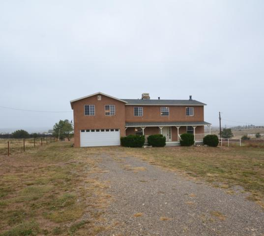 28 V Hill Road, Edgewood, NM 87015 (MLS #932851) :: Campbell & Campbell Real Estate Services