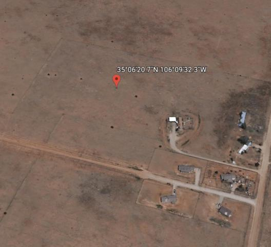 43 Moseley Road, Edgewood, NM 87015 (MLS #932854) :: The Bigelow Team / Realty One of New Mexico
