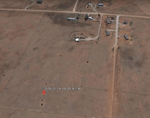 43 Moseley Road, Edgewood, NM 87015 (MLS #932855) :: Campbell & Campbell Real Estate Services