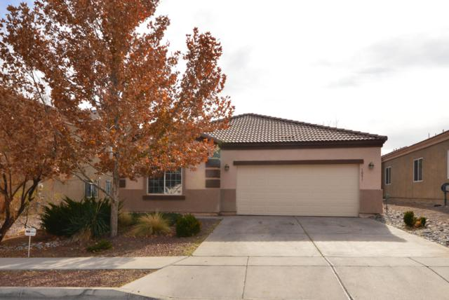 1051 Kiska Street NW, Albuquerque, NM 87120 (MLS #932857) :: The Bigelow Team / Realty One of New Mexico