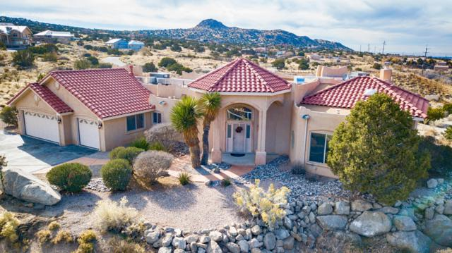 22 Silverhills Lane SE, Albuquerque, NM 87123 (MLS #932861) :: The Bigelow Team / Realty One of New Mexico