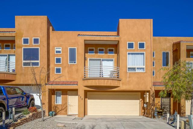 536 Pinon Creek Court SE, Albuquerque, NM 87123 (MLS #932869) :: The Bigelow Team / Realty One of New Mexico