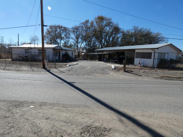 209 Aragon Road, Belen, NM 87002 (MLS #932927) :: Silesha & Company