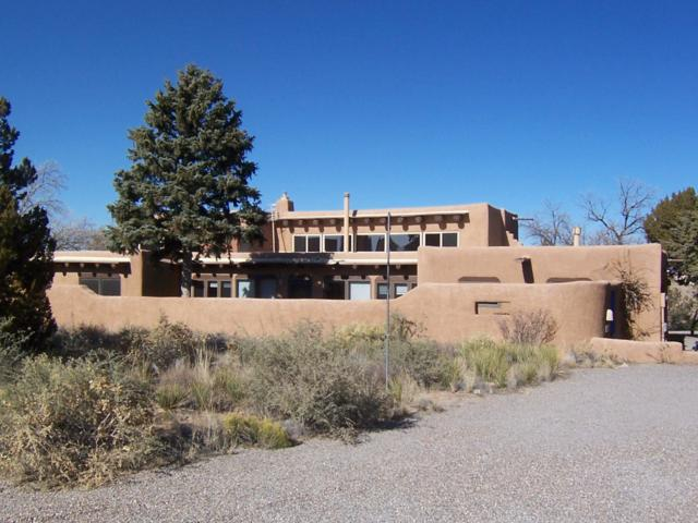 79 Placitas Trails Rd, Placitas, NM 87043 (MLS #932969) :: Campbell & Campbell Real Estate Services