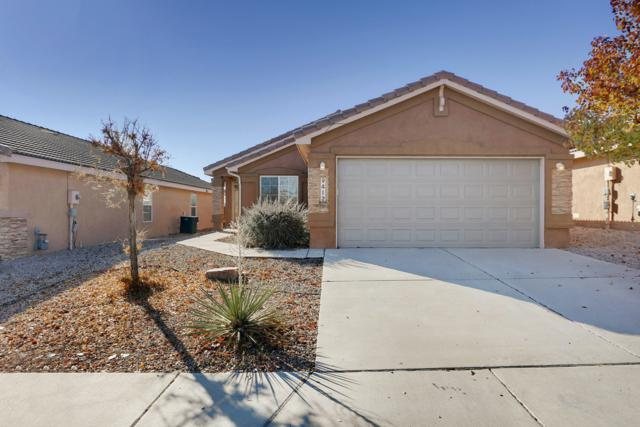 9412 Sundoro Place NW, Albuquerque, NM 87120 (MLS #933027) :: Campbell & Campbell Real Estate Services