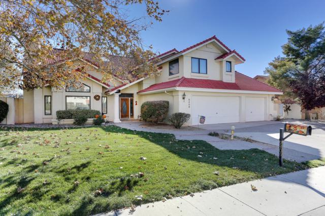 9406 Seabrook Drive NE, Albuquerque, NM 87111 (MLS #933054) :: The Bigelow Team / Realty One of New Mexico