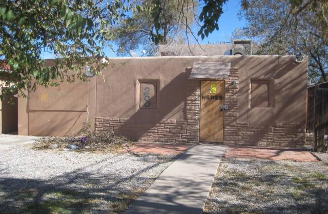 200 Utah Street NE, Albuquerque, NM 87108 (MLS #933065) :: Campbell & Campbell Real Estate Services