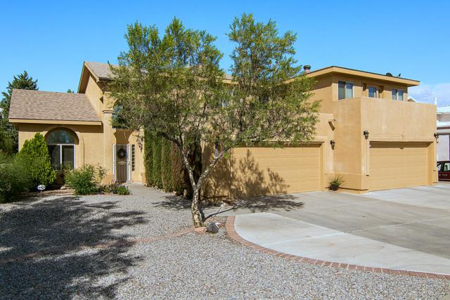 6205 Acacia Street NW, Albuquerque, NM 87120 (MLS #933114) :: The Bigelow Team / Realty One of New Mexico