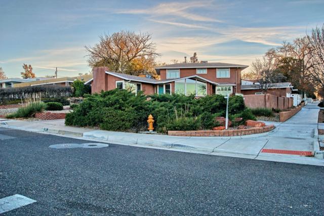 301 Solano Drive SE, Albuquerque, NM 87108 (MLS #933127) :: Campbell & Campbell Real Estate Services