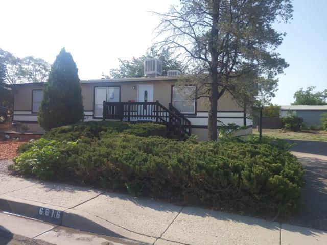 6816 San Francisco Road NE, Albuquerque, NM 87109 (MLS #933137) :: Campbell & Campbell Real Estate Services
