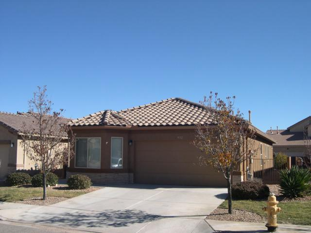832 Palo Duro Drive, Bernalillo, NM 87004 (MLS #933203) :: Campbell & Campbell Real Estate Services