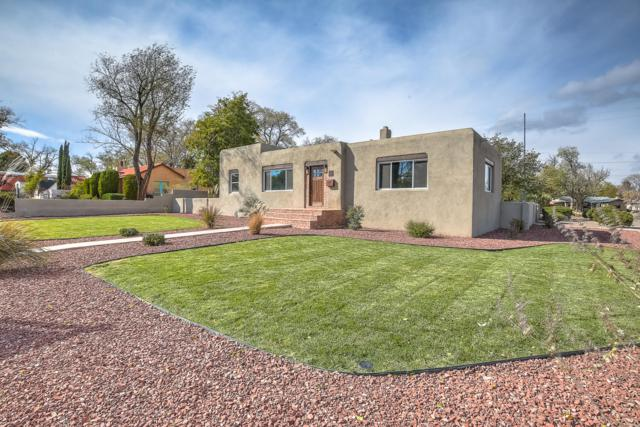 3529 Monte Vista Boulevard NE, Albuquerque, NM 87106 (MLS #933333) :: Campbell & Campbell Real Estate Services