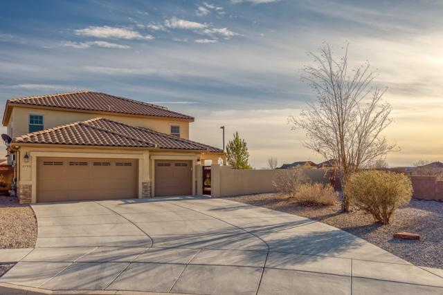 2700 Walsh Loop SE, Rio Rancho, NM 87124 (MLS #933392) :: The Bigelow Team / Realty One of New Mexico