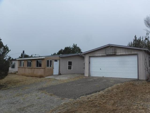 11 Hillside Drive, Edgewood, NM 87015 (MLS #933403) :: The Stratmoen & Mesch Team