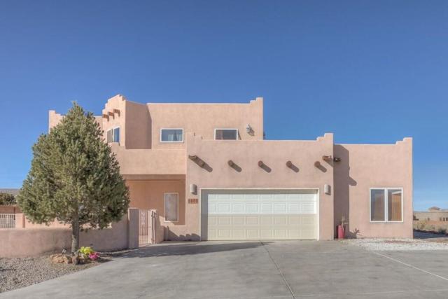 6609 Nagoya Road NE, Rio Rancho, NM 87144 (MLS #933459) :: The Bigelow Team / Realty One of New Mexico