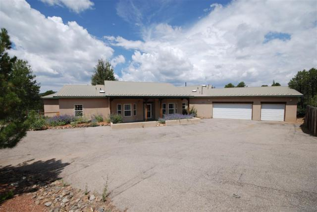 6 Los Pecos Trail, Tijeras, NM 87059 (MLS #933489) :: Campbell & Campbell Real Estate Services