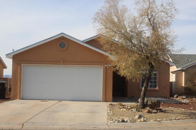 23 Rosa Avenue, Los Lunas, NM 87031 (MLS #933493) :: The Bigelow Team / Realty One of New Mexico