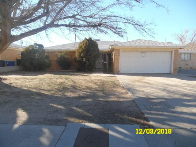 917 Cardenas Drive SE, Albuquerque, NM 87108 (MLS #933519) :: The Stratmoen & Mesch Team