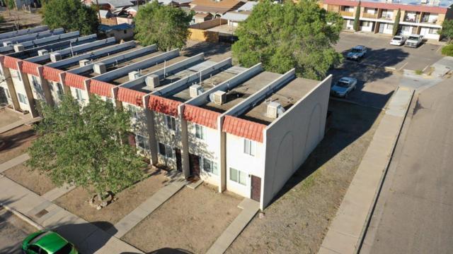 1515 8 Th Street, Albuquerque, NM 87102 (MLS #933520) :: The Stratmoen & Mesch Team