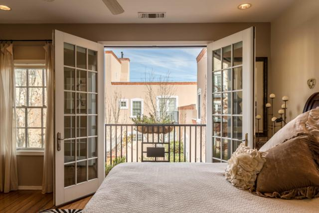 1900 Central Avenue SW Apt 303, Albuquerque, NM 87104 (MLS #933569) :: The Stratmoen & Mesch Team