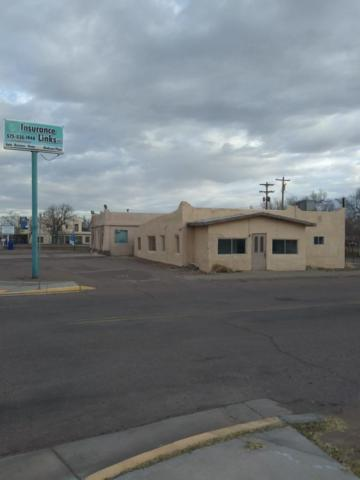 508 1/2 California & 101 Vigil Street, Socorro, NM 87801 (MLS #933589) :: The Stratmoen & Mesch Team