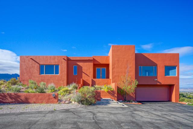 52 Aspen Road, Placitas, NM 87043 (MLS #933616) :: Campbell & Campbell Real Estate Services