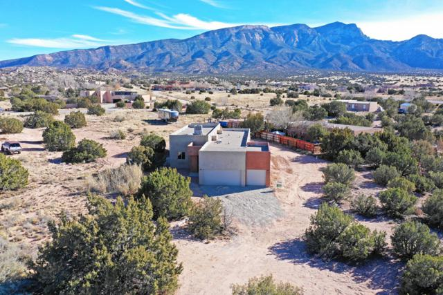11 Tierra Madre Road, Placitas, NM 87043 (MLS #933669) :: Campbell & Campbell Real Estate Services