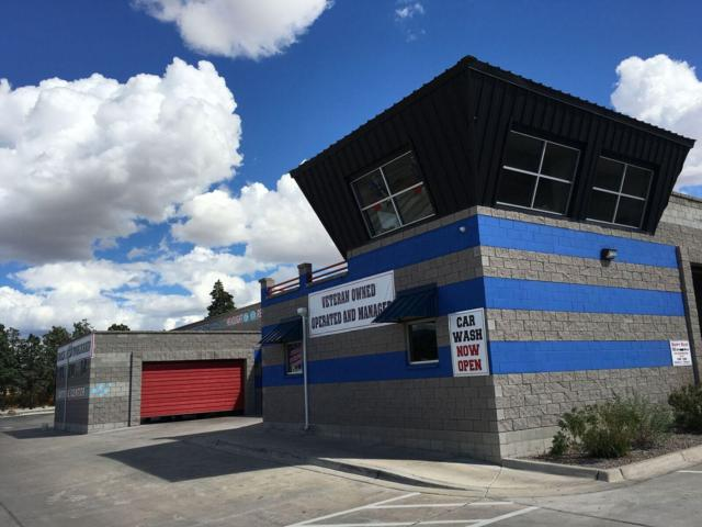 6000 Gibson Boulevard SE, Albuquerque, NM 87108 (MLS #933700) :: Silesha & Company
