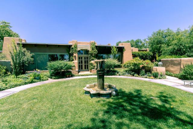 690 La Entrada, Corrales, NM 87048 (MLS #933726) :: Campbell & Campbell Real Estate Services