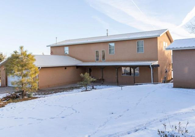 25 Perea Lane, Sandia Park, NM 87047 (MLS #933813) :: Campbell & Campbell Real Estate Services
