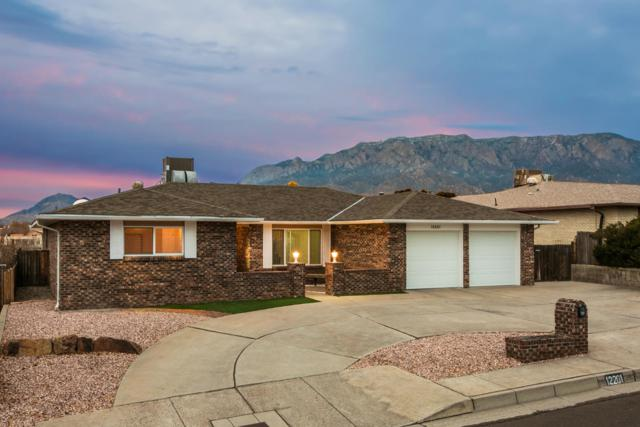 12201 Key West Drive, Albuquerque, NM 87111 (MLS #933826) :: Campbell & Campbell Real Estate Services