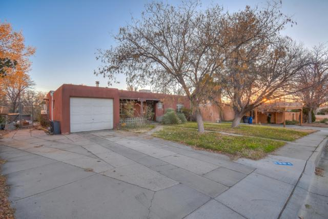 3304 Mountain Road NE, Albuquerque, NM 87106 (MLS #933830) :: Campbell & Campbell Real Estate Services