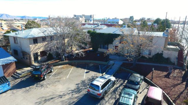 1340 San Mateo Boulevard SE, Albuquerque, NM 87108 (MLS #933859) :: The Stratmoen & Mesch Team