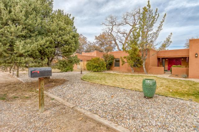 10047 Los Cansados Road NW, Albuquerque, NM 87114 (MLS #933873) :: The Stratmoen & Mesch Team